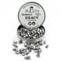 Пульки к пневматике 5.5 мм JSB Diabolo Exact Jumbo Heavy (.22), вес 1,18 г, банка 500 шт