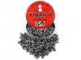 Пульки к пневматике 4.5 мм JSB Diabolo Straton (.177), вес 0,535г, банка 500 шт
