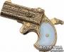 Макет пистолета Дерринжер калибра .41, США 1886 год, Denix (1262)