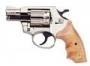 Револьвер под патрон Флобера Alfa 420 орех никелированный