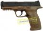 Пневматический пистолет Smith&Wesson M&P40 DarkEarthBrown