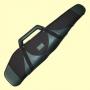 Кейс на молнии 110см с оптикой (кордура, иск. кожа, поролон) Хольстер, арт. 3054 черный