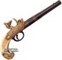 Макет пистолета Тульских мастеров XVIII веке, Denix (1238)