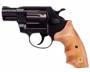 Револьвер Alfa 420 вороненый, дерево