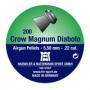 Пули H&N Crow Magnum  5,5 мм. 18,21 гр. (200 шт.)