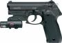 Пистолет пневматический GAMO PT-80 Combo Laser.
