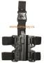 Профессиональная жесткая тактическая кобура Dasta для пистолетов GLOCK 17, Steyr GB, Walther P-99 и их страйбольных, газовых и п