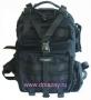 Рюкзак тактический TONGA II (Black) – DuPont Poly Cordura 13 литров