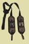 Патронташ закрытый плечевой РО-10, калибр 12-16 (синтетика+кожа, камуфлированный) на 24 патрона (Ранг)
