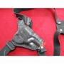 Кобура оперативная кожаная трехслойная Safari РФ 420, Alfa 420, Ekol Viper 2,5