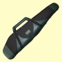 Кейс на молнии 120см с оптикой (кордура, иск. кожа, поролон) Хольстер, арт. 3056 черный