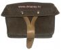Подсумок штатный закрытый для карабина (винтовки) Мосина (КО-44) кожзаменитель