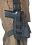 [10550] Ultra Force™ Black 4 Tactical Holster (Glock 17)